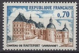 FRANCE 1969 - Y.T. N° 1596  - NEUF** - France
