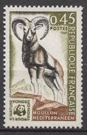 FRANCE 1969 - Y.T. N° 1613  - NEUF** - France
