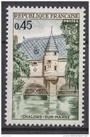 FRANCE 1969 - Y.T. N° 1602  - NEUF** - France