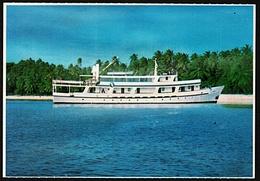 Fiji  -  The Blue Lagoon Cruise  -  Ansichtskarte Ca. 1975  (9827) - Fidschi
