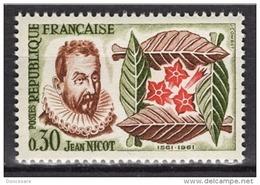 FRANCE 1961 -  Y.T. N° 1286  - NEUF** - France