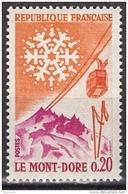 FRANCE 1961 -  Y.T. N° 1306  - NEUF** - France