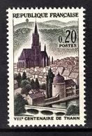 FRANCE 1961 -  Y.T. N° 1308  - NEUF** - France