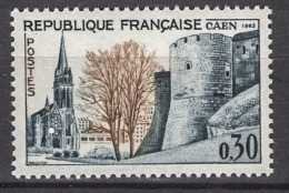 FRANCE 1963 -  Y.T. N° 1389  - NEUF** - France