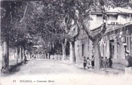 Algerie -  MILIANA -  Commune Mixte - Autres Villes