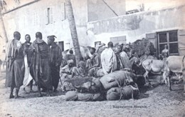 Algerie - Negociants Maures - Algérie