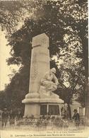 36  LEVROUX - LE MONUMENT AUX MORTS DE LA GUERRE (ref 5200) - France