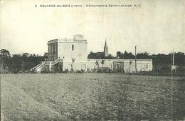 36  ROUVRES LES BOIS - HERBORISTERIE SAINTE LEONIDE (ref 5201) - France