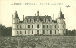 36  MEZIERES EN BRENNE - CHATEAU DE BEAUREGARD, COTE SUD (ref 5202) - France