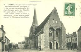 36  CHABRIS - L' EGLISE, MONUMENT HISTORIQUE ..... (ref 5204) - France