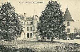 36  OBTERRE - CHATEAU DE L' EFFOUGEARD (ref 5206) - France