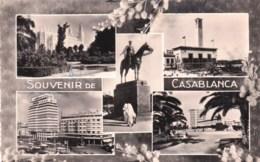 Maroc  -  CASABLANCA  - Souvenir De Casablanca - Casablanca