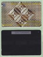 """Tonga - 1995 Second Issue - Textures - $$10 White & Brown  - TON-5c - """"228CTGB"""" - VFU - Tonga"""