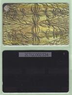 "Tonga - 1995 Second Issue - Textures - $20 Brown  - TON-6 - ""2CTGC"" - VFU - Tonga"