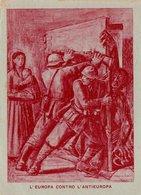 Postal POST CARD Cartolina Posta Militare Forze Armate Italiane 1942 Reparto Castellammare Di Stabia - Militaire Post (PM)