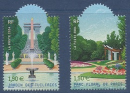 N° 3673 & 3674 Issus Du Bloc N°70 Faciale 2 X 1,90 € - France