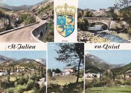 Saint-Julien-en-Quint - Vues Diverses - Zonder Classificatie