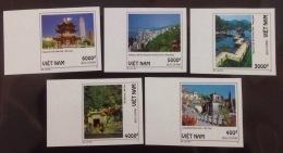Vietnam Viet Nam MNH Imperf Stamps 1995 :World Stamp Exhibition / China / Macau / Hong Kong / Taiwan (Ms718) - Viêt-Nam