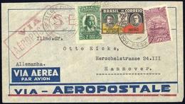 1929, Brasilien, 347 U.a., Brief - Brasilien
