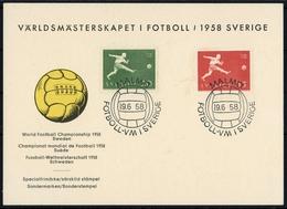 Schweden, 438-39 A, Brief - Schweden