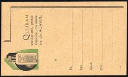 1923, Portugal, PP 77, Brief - Portugal