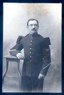 Photo Originale (9,8 X 6,4 Cm) Officier Du 41ème    ACH7 - Krieg, Militär