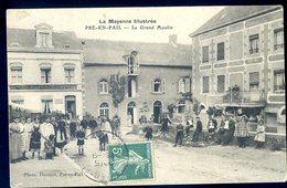 Cpa Du 53  Pré En Pail Le Grand Moulin    ACH7 - Pre En Pail