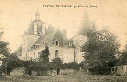 CHATEAU DU CLAVEAU_PAULNAY - France
