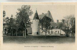CHATEAU DE BROUTAY_ARGENTON - France