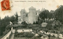 CHATEAU DE CHABENET - France