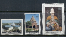 Turkey 1970 Haci Bektas Veli, Mystic MUH - Unused Stamps