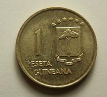 Equatorial Guinea 1 Peseta 1969 - Guinée Equatoriale