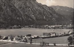 AK - OÖ - Steeg (Bad Goisern) - Ortsansicht Mit Bahn - 1934 - Gmunden