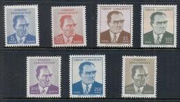 Turkey 1971 Kemak Ataturk MUH - Unused Stamps