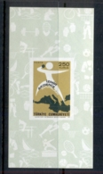 Turkey 1971 Mediterranean Games MS MUH - 1921-... Republic