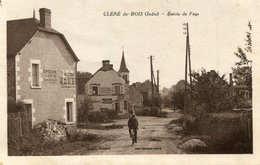 CLERE DES BOIS - France