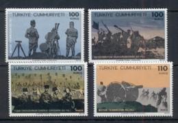 Turkey 1972 Turkish Republic, Ataturk MUH - Unused Stamps