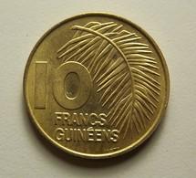 Guinea 10 Francs 1985 - Guinée