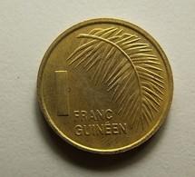 Guinea 1 Franc 1985 - Guinée