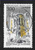 FRANCE 3022 Basilique Notre Dame De Fourvière à Lyon - Frankreich