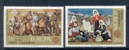 Turkey 1975 Europa Muh - 1921-... Republic
