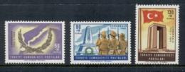 Turkey 1965 Battle Of Gallipoli MUH - Unused Stamps