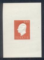 Turkey 1959 Kemal Ataturk MS MUH - 1921-... Republic