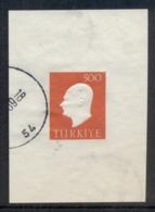 Turkey 1959 Kemal Ataturk MS FU - 1921-... Republic