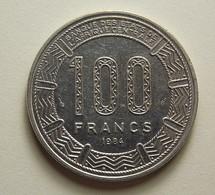 Gabon 100 Francs 1984 - Gabon