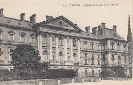 CP , 80 , AMIENS , Palais De Justice (Côté Nord) - Amiens