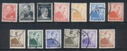 Turkey 1950's Kemal Ataturk Asst Oddments - Unused Stamps