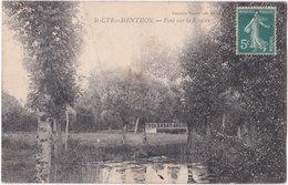 01. ST-CYR-S-MENTHON. Pont Sur La Rivière - Otros Municipios