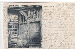 CP , 80 , ABBEVILLE , Maison De François 1er - Abbeville