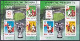 2019 Kyrgyzstan 2 Block - Coupe D'Asie Des Nations (AFC)